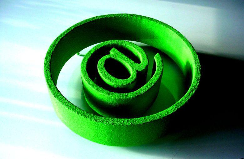 green-@